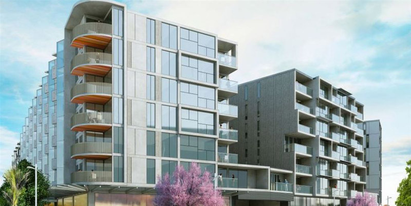 Two Brm Rosegarden Apartment With Carpark 25 Don